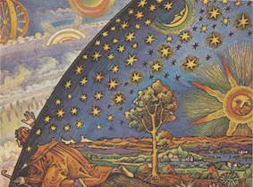 heelal oneindig bijbel